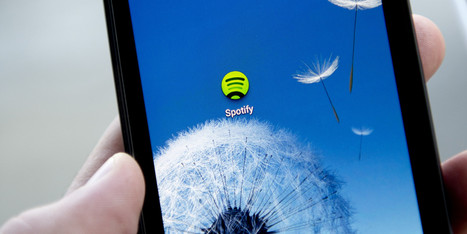 Mobile: Spotify pourrait introduire un service de musique gratuite en ... - Le Huffington Post | A propos de 2Mc éditions | Scoop.it