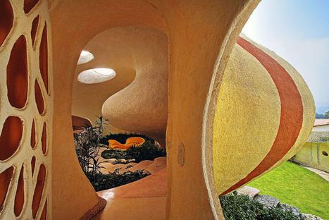 金窩銀窩都比不上的超夢幻鸚鵡螺房屋 | 建築 | Scoop.it