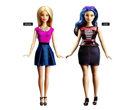 Barbie's Got a New Body | Gender and Crime | Scoop.it