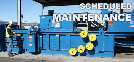 Our Scheduled Maintenance : Balers : Olympicequipment.com | Baler Service & Repair United States | Scoop.it