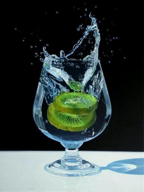 Hyperrealism Paintings by Jason de Graaf | Cuded | Everything a scholar needs | Scoop.it