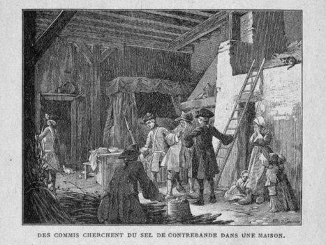 Généalogie autour du Houlme - Orne - 1730 faux-saunier à Carrouges   GenealoNet   Scoop.it