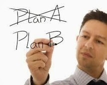 Deborah Holstein's Marketing Insight: What's our Plan B? | Marketing and Leadership | Scoop.it