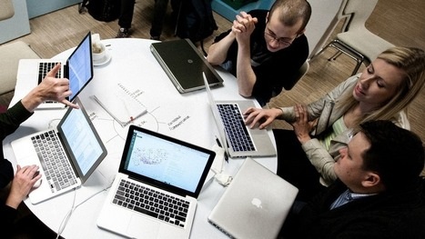Hackathons Are the New Career Fairs | Educational Technology and New Pedagogies | Scoop.it