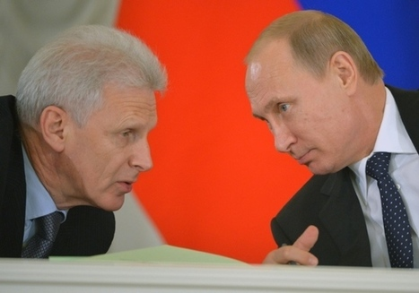 Putin's Russia divides and enrages scientists | Research Capacity-Building in Africa | Scoop.it