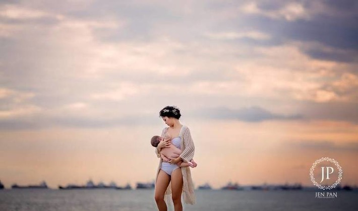 This photographer is using her art to combat a major breastfeeding stigma | For Art's Sake-1 | Scoop.it