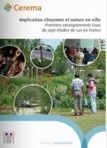 Implication citoyenne et nature en ville - Biodiv'ille | biodiversité en milieu urbain | Scoop.it