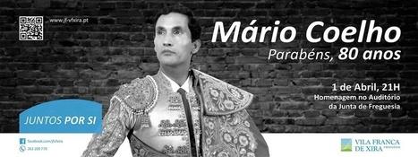Homenagem a Mário Coelho | Gaibéu | Xira News | Scoop.it