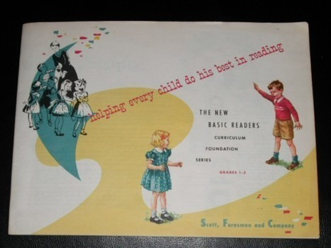A Back To School Primer On Collecting Vintage Dick & Jane Books|Inherited Values | Antiques & Vintage Collectibles | Scoop.it