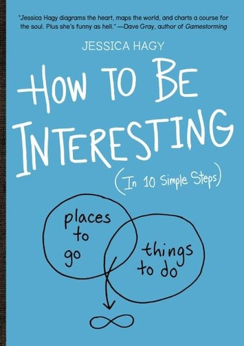 How To Be interesting | Knowledge Broker | Scoop.it