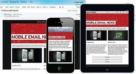 Build responsive emails   Tutorial   .net magazine   Responsive design & mobile first   Scoop.it