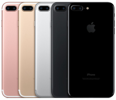 Apple iPhone 7 & 7 Plus Launched: Starting from $649 | Maxabout Mobiles | Scoop.it