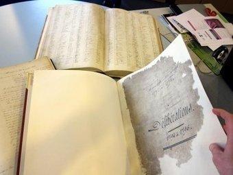 Chauny (Aisne) Transfert des archives au Département : L'adjointe sort du bois | L'Union | Rhit Genealogie | Scoop.it