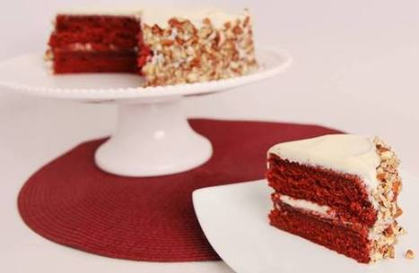 Cake Recipe-Red Velvet Cake   Food, Health, Recipes and Tips   Scoop.it
