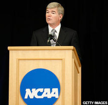 Emmert: NCAA To Revisit Stipends, But No Support For Concept Of Paying Athletes - SportsBusiness Daily | SportsBusiness Journal | SportsBusiness Daily Global | sports | Scoop.it