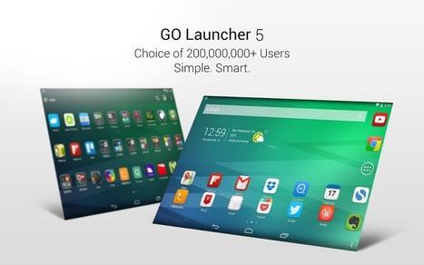 Go Launcher EX  : Personnaliser vos thèmes | Applications Iphone, Ipad, Android et avec un zeste de news | Scoop.it