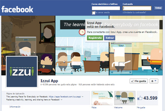 Izzui: la app gratuita que lleva el e-learning a Facebook | IPAD, un nuevo concepto socio-educativo! | Scoop.it