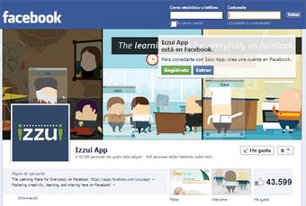 Izzui: la app gratuita que lleva el e-learning a Facebook | Educacion, ecologia y TIC | Scoop.it