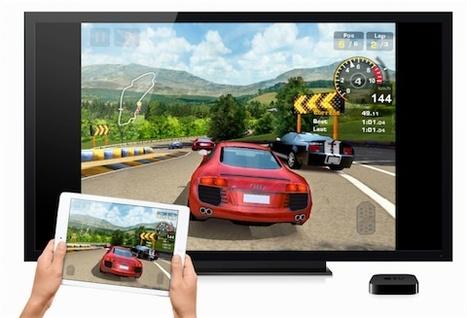 L'Apple TV n'est plus un iPod mais une borne AirPort en devenir   MyDTree - Innovation News   Scoop.it