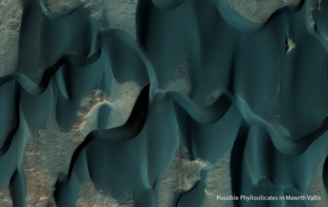 According to New Findings, Subsurface Life On Mars Was Once Possible | SJC Science | Scoop.it