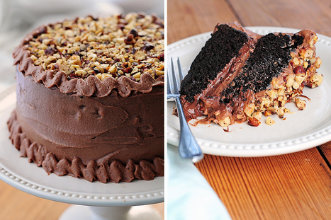 #Recipe - Chocolate Hazelnut Cake | What's In The Oven? | Scoop.it