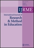 International Journal of Research & Method in Education - Volume 38, Issue 1 | Art, a way to feel! | Scoop.it