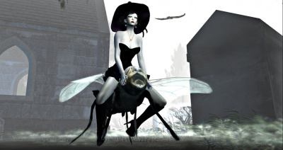 Her Etchaflesh Corset is Boudoir Fly… | Free Stuff in Second Life | Scoop.it
