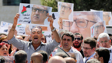 Jordanians protest writer's assassination | Upsetment | Scoop.it