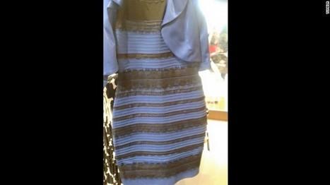 What color is this dress? - CNN.com | Bob DeMarco | Scoop.it