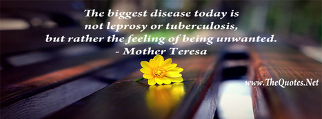 Facebook Cover Image - Mother Teresa - TheQuotes.Net | Facebook Cover Photos | Scoop.it