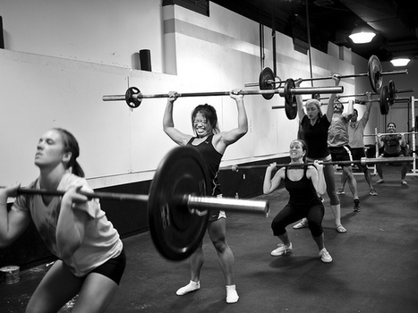 The 6 Keys to Finding the Best CrossFit Gym For You - | Fitness | Scoop.it