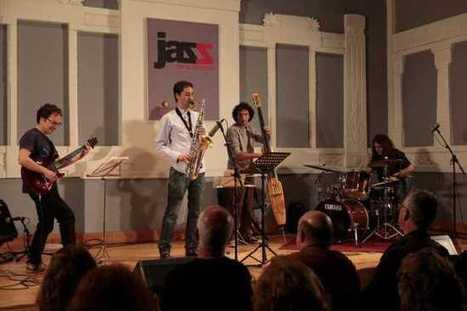 Jazz entre líneas para cerrar temporada   Actualidad del Jazz en Asturias   Scoop.it
