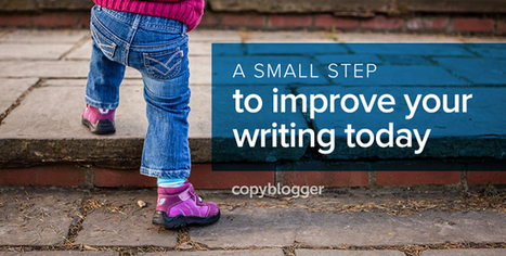 How to Immediately Become a More Productive (and Better) Writer - Copyblogger | VisualContent | Scoop.it