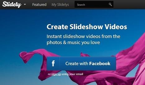 2 herramientas para crear presentaciones de imagenes en videos   Yo Profesor   Recursos Educativos Abiertos para tu área o temática de interés   Scoop.it