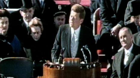 John F. Kennedy assassinated - Nov 22, 1963 - HISTORY.com | John F. Kennedy - Assassination | Scoop.it
