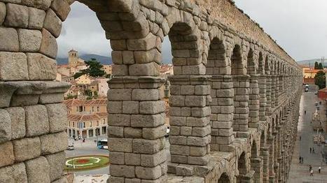 El andamio vuelve al Acueducto de Segovia | historian: people and cultures | Scoop.it