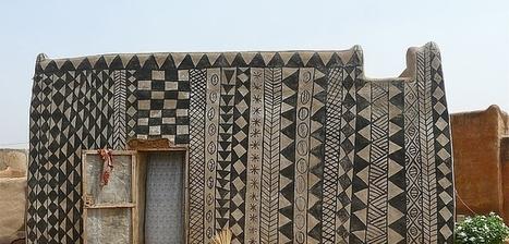 Voici un village africain où chaque maison est une œuvre d'Art | Arts et FLE | Scoop.it