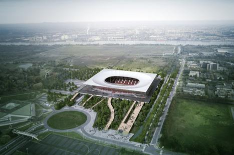 Visite en ligne : Le grand stade de Bordeaux | Actualités immobilières à Bordeaux | Scoop.it