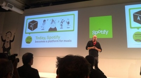 Spotify Becomes a Music Platform | Evolver.fm | The Shape of Music to Come | Scoop.it