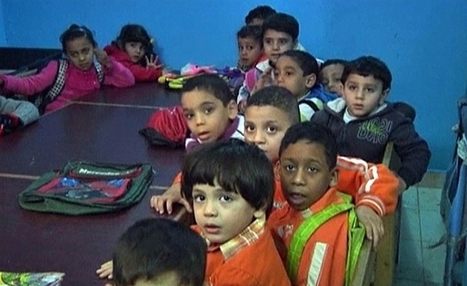 Egypt's underprivileged children given education opportunity in City of the Dead | Égypt-actus | Scoop.it