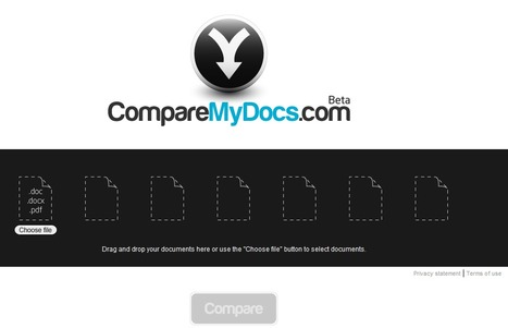 Compare My Docs | Time to Learn | Scoop.it