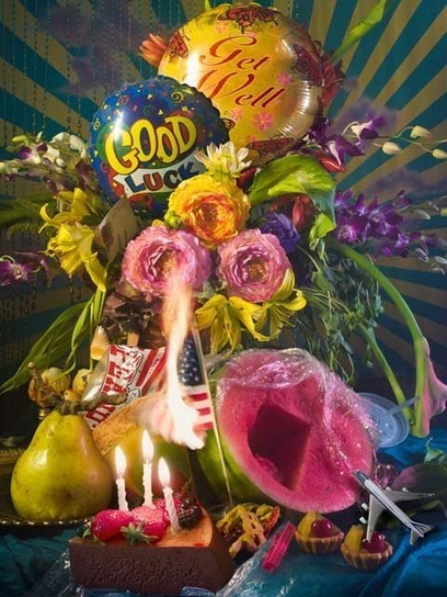 David LaChapelle's Twist on Baroque Still Life Paintings   Photography Now   Scoop.it