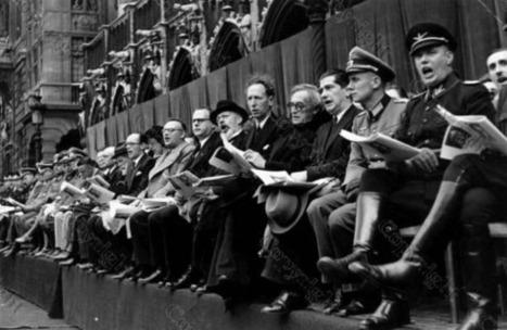 Jan Jambon chante la fin du pays avec les fascistes, et les médias font dodo. | Un peu de tout et de rien ... | Scoop.it