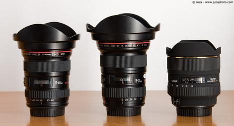 Grandangoli a confronto: Sigma 12-24 vs Canon 16-35 L e 17-40 L [JuzaPhoto]   Reflex e Obiettivi   Scoop.it