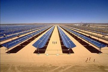 Solar could meet California energy demand three to five times over around existing infrastructure | Amazing Science | Scoop.it