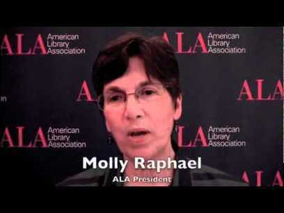ALA Midwinter Meeting 2012: Molly Raphael: Petition to President Obama for School Libraries | American Libraries Magazine | Jenny's Mashup of Anything Library | Scoop.it