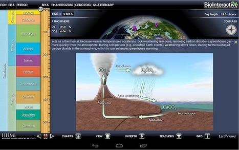 geografia e ensino de geografia | blog: Earth Viewer: uma APP para estudar Geografia e Geologia | Enseñar Geografía e Historia en Secundaria | Scoop.it