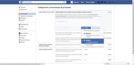 ¿Cómo configurar Facebook para que nos ayude a buscar empleo? | Emplé@te 2.0 | Scoop.it