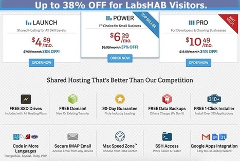 InMotion Hosting – Should a Blogger Choose for a WordPress Blog? | How to earn money online - Labshab | Scoop.it