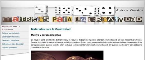 En la nube TIC: Materiales para la Creatividad | Pensar DIferente | Scoop.it